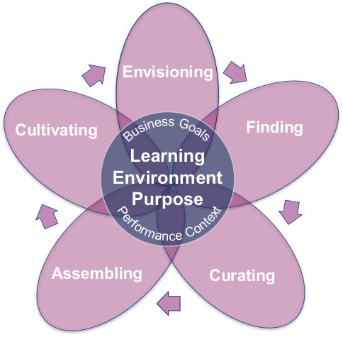 Enterprise Knowledge Designing a Learning Environment